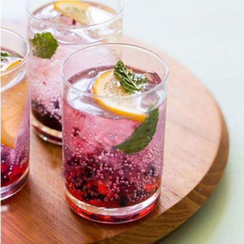 Ly thuỷ tinh uống trà | NHẬN IN LOGO GIÁ RẺ HÀNG NHẬP KHẨU