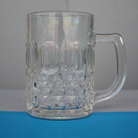 Ly thuỷ tinh quai uống bia | NHẬN IN LOGO GIÁ RẺ  tại xưởng