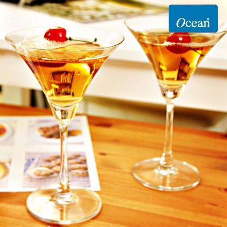 Ly thủy tinh cao cấp Ocean rượu vang-1019C07 | NHẬN IN LOGO GIÁ RẺ