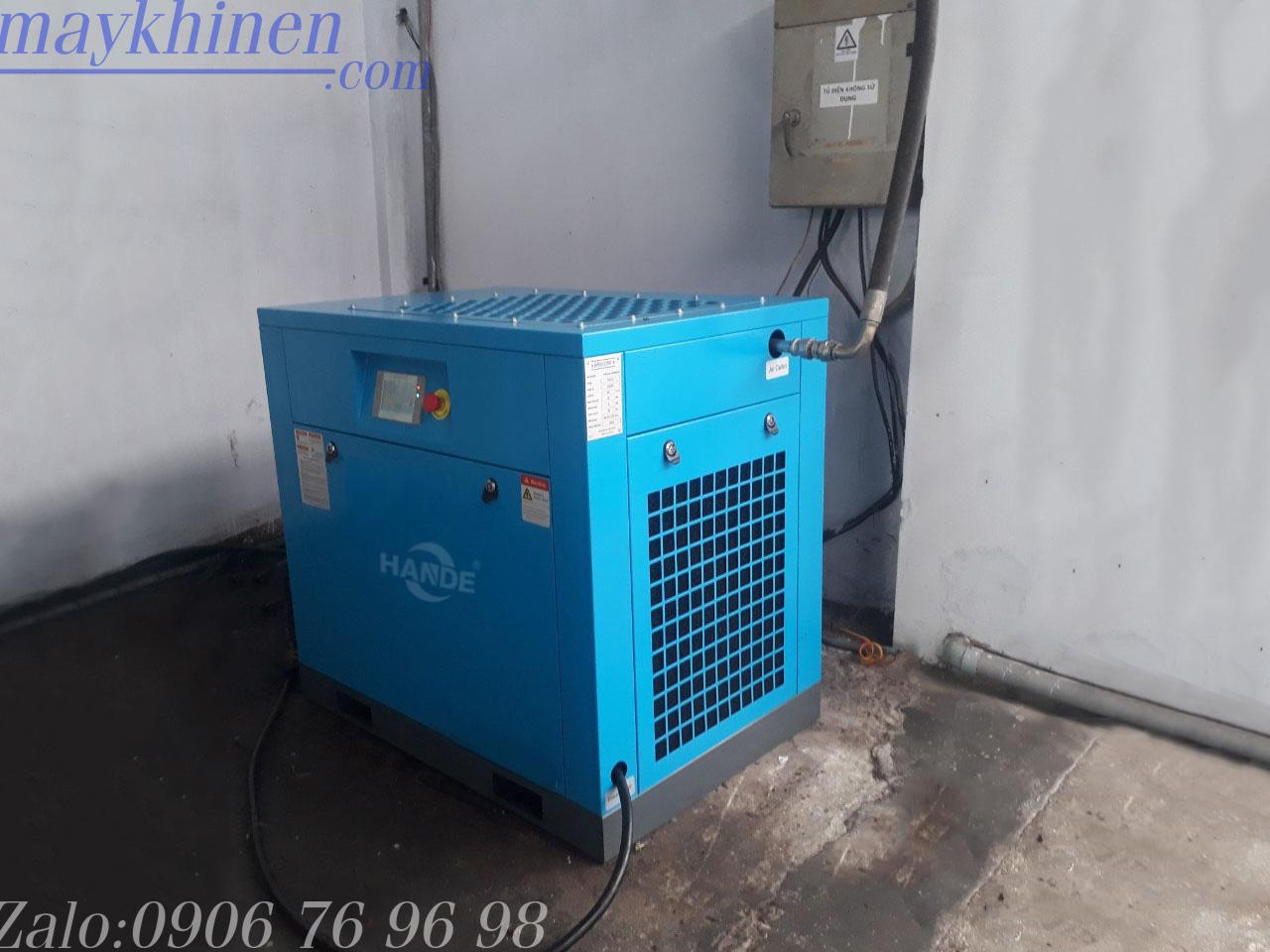 Máy Nén Khí Biến Tần 30HP