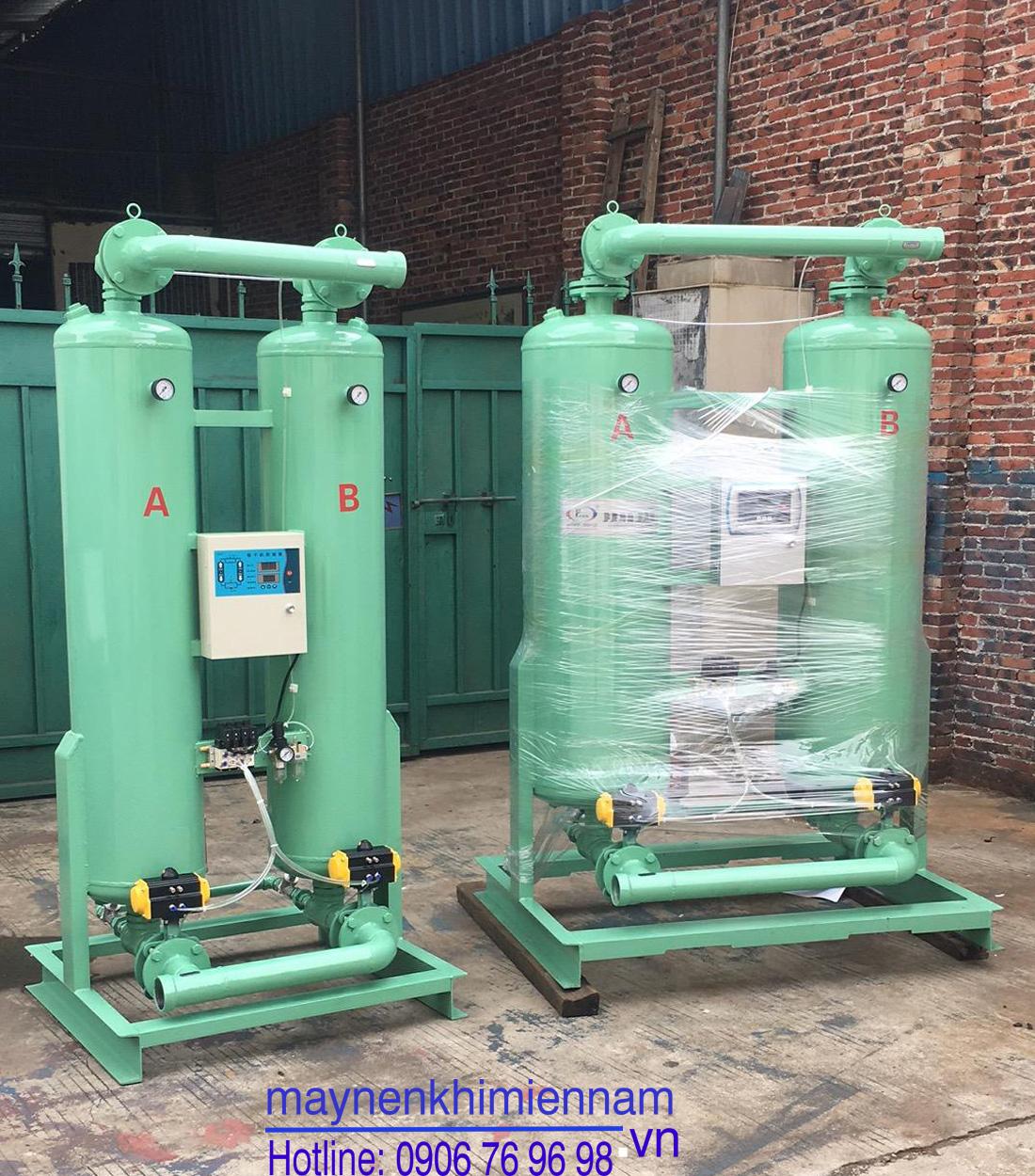 Máy sấy khí hấp phụ