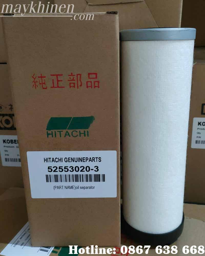 Tách dầu máy nén khí Hitachi