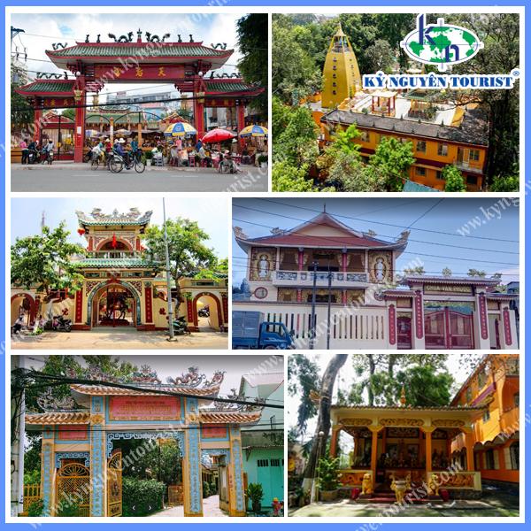 Tết nguyên đán 2021 thập tự bình dương - hành hương 10 chùa