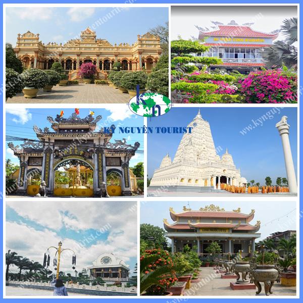 Tết nguyên đán 2021 thập tự miền tây - hành hương 10 chùa