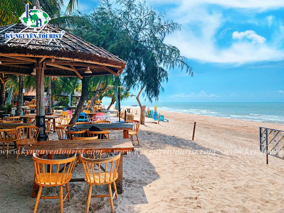 Trải nghiệm cocobeachcamp