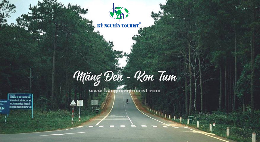 [Open tour] GIA LAI- KON TUM - MĂNG ĐEN - GIƯỜNG NẰM