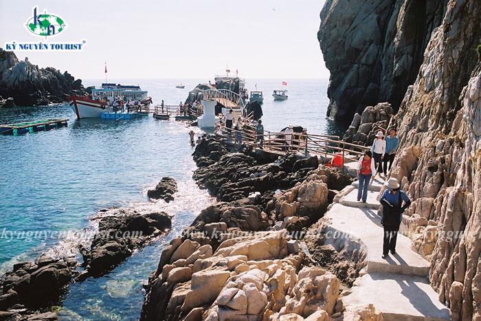 [tour 5 sao] nha trang – đảo yến - vịnh vân phong - biển xuân đừng - hòn nội