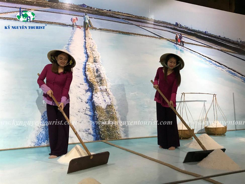[tour 5 sao] phan thiết - resort sealink - làng chài xưa mũi né