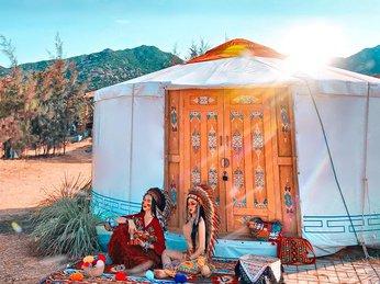 Khu Du Lịch Tanyoli Mông Cổ Made In Việt Nam