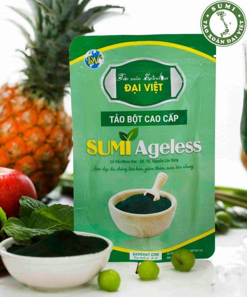 Tảo bột cao cấp SUMI Ageless