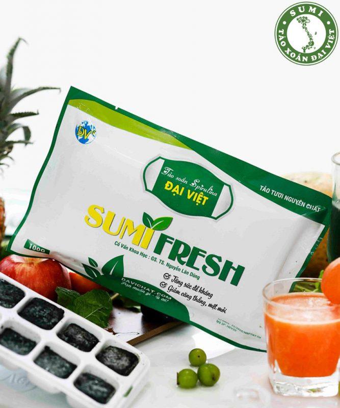 Tảo tươi nguyên chất SUMI FRESH