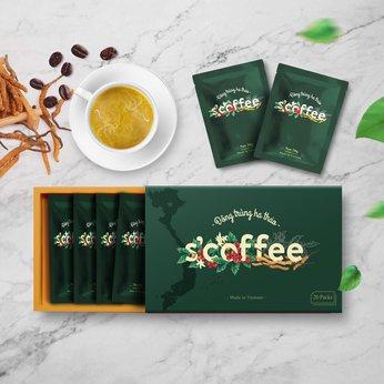 Đông Trùng Hạ Thảo S'Coffee chống mất ngủ, tăng cường sức khỏec