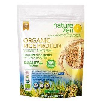Bột Protein Nature Zen Mầm Gạo lứt, Hương Tự nhiên 250 gm