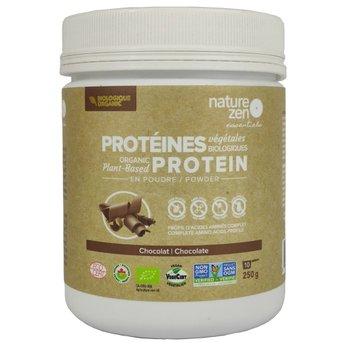 Bột Protein Ngũ cốc Hữu Cơ Cô Đặc Nature Zen - vị Chocolate