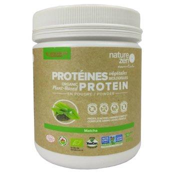 Bột Protein Ngũ cốc Hữu Cơ Cô Đặc Nature Zen - vị Trà xanh
