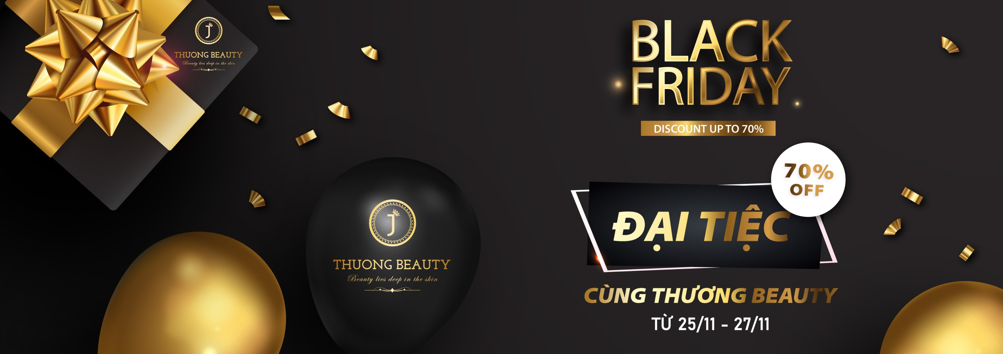 Sale off 70% - Black friday - Thuong Beauty