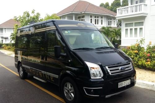 Saigon To Mui Ne Private Limousine 9 Seater - Safe & Reliable Transfer