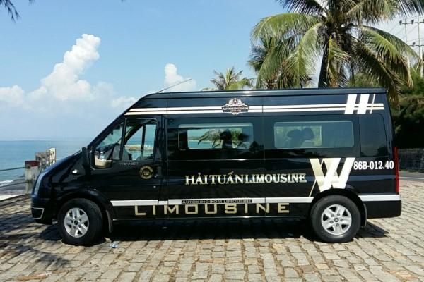 Mui Ne To Saigon Private Limousine 9 Seater - Safe & Reliable Service