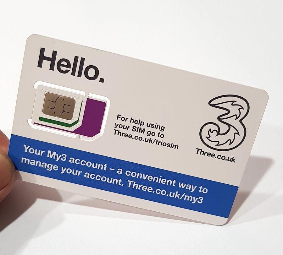 SIM 4G NA UY 30 Ngày- 5GB