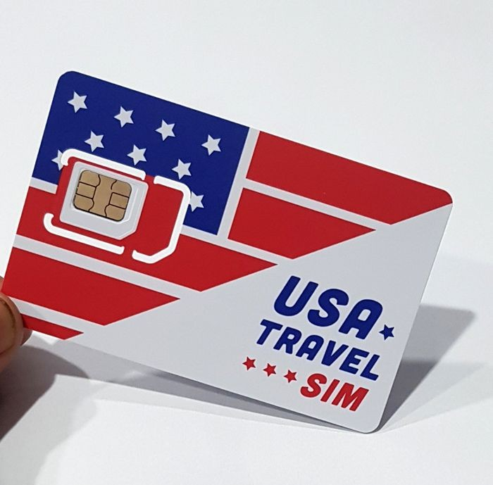 SIM MỸ- Online không giới hạn, lướt web thả ga. Nghe gọi được.