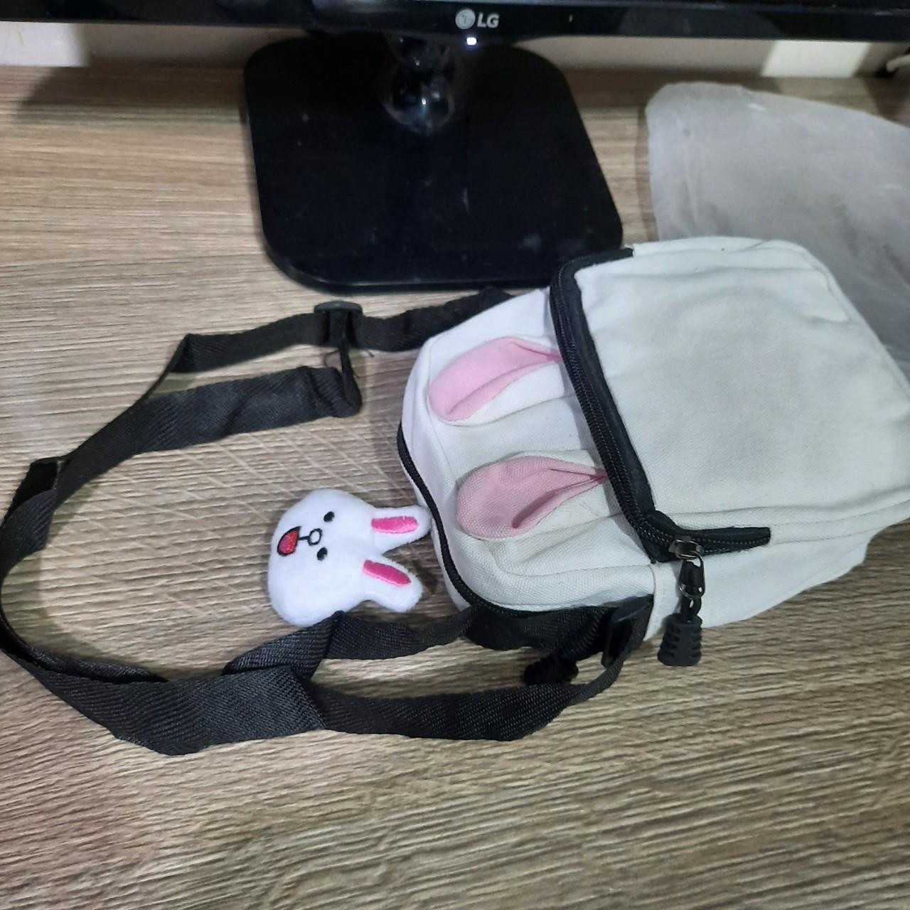 Túi đeo chéo vai cho trẻ em hình thỏ gấu thời trang KS2 Shalla (túi đeo chéo cho trẻ em chuyển sỉ)