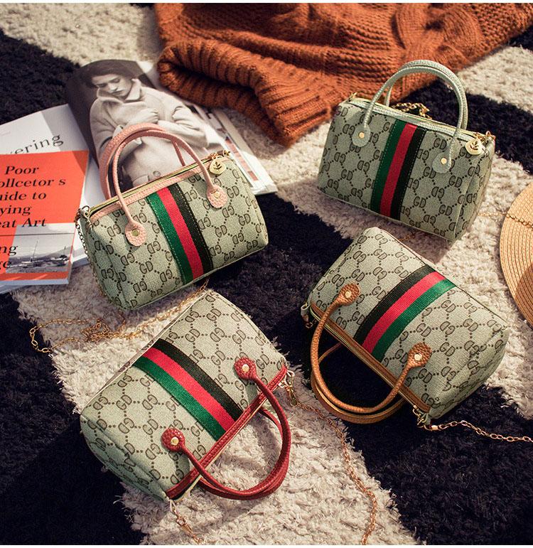 túi xách trống mini retro Lưới thời trang dạo phố Shalla [túi xách trống mini nguồn giásỉ]  sản xuất may gia công túi xách