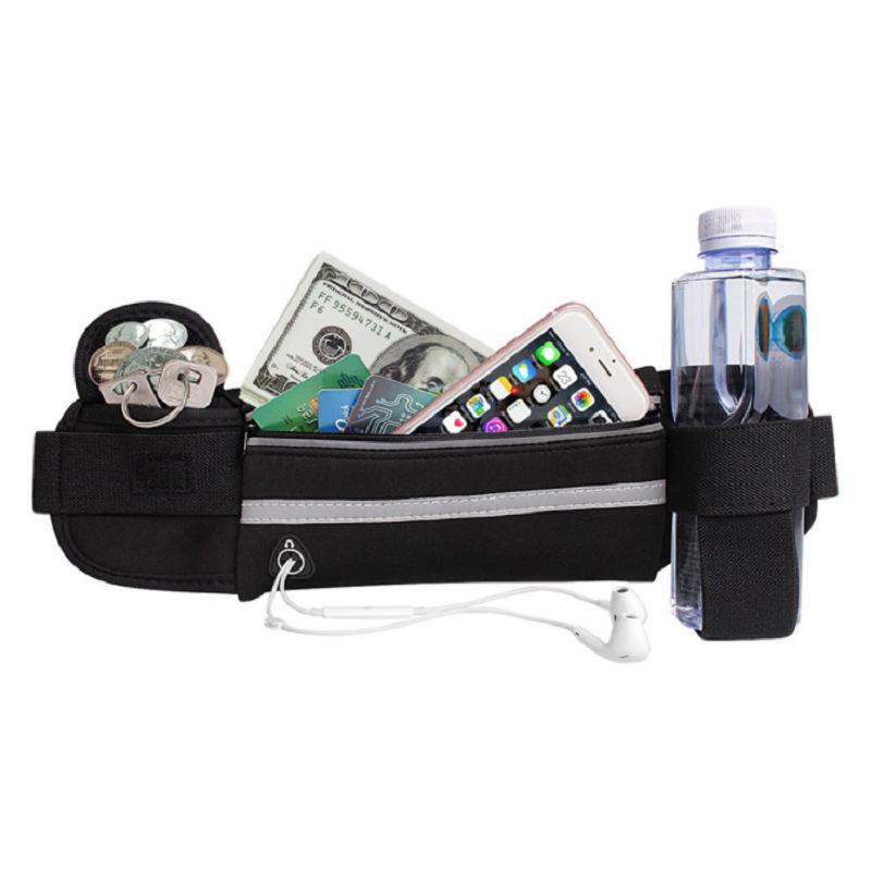Túi đeo hông đeo bụng cao cấp thể thao du lịch tập gym CITI KSD22 Shalla
