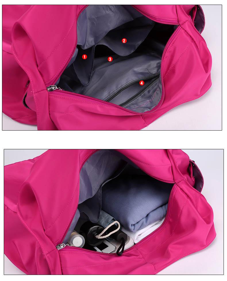 Túi xách nữ đeo vai du lịch công xuất lớn thời trang cao cấp Shalla (Túi xách nữ đeo vai du lịch chuyên sỉ)