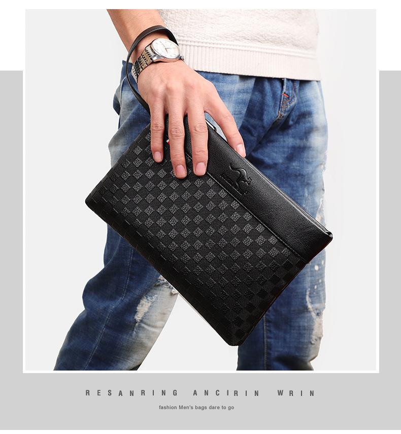Ví cầm tay nam da cao cấp dạng hộp góc khuết thời trang KYT60 Shalla [ví nam giá sỉ lẻ] luôn quan tâm chất lượng , phương châm hợp tác khách hàng sỉ lâu dài hàng đẹp không lỗi