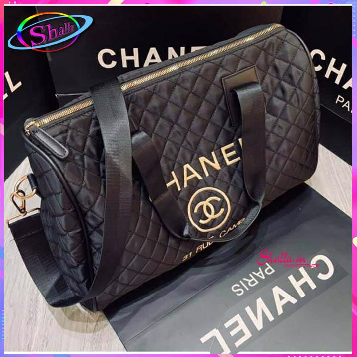Túi xách túi trống thời trang du lịch chenal cao cấp ST50 Shalla [túi trống xách tay giá sỉ rẻ]