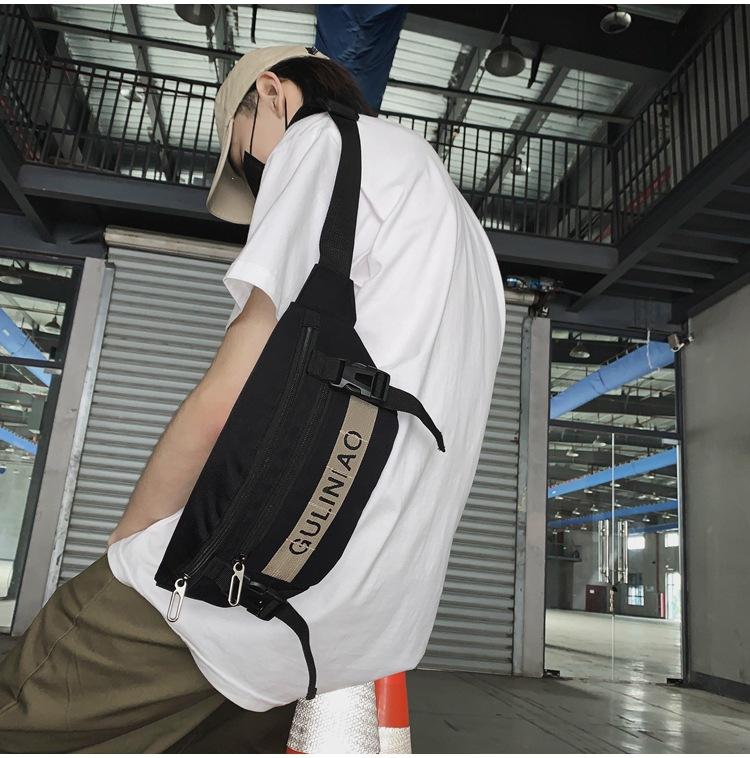 Túi đeo chéo đeo hông nam nữ guliniao Shalla C32 (túi đeo chéo đeo hông giá sỉ)
