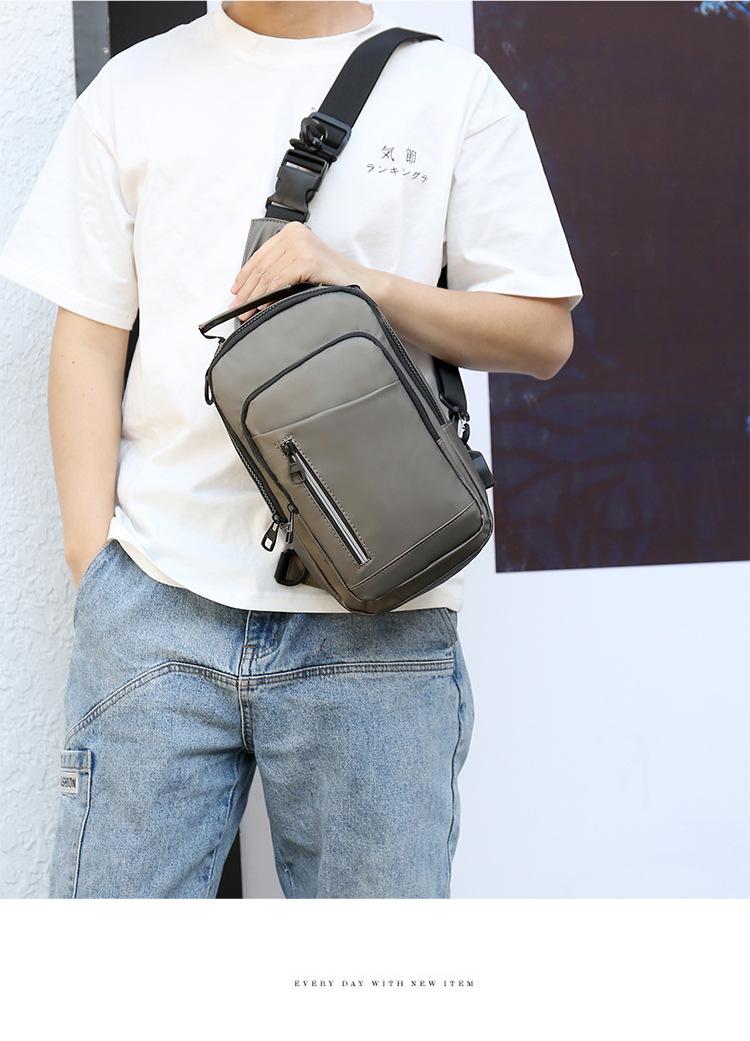 vuahangsi.net chuyên sỉ túi đeo chéo giá sỉ Túi đeo chéo hông nam nữ PVC from trung Assien Shalla (nhập hàng giá xưởng)