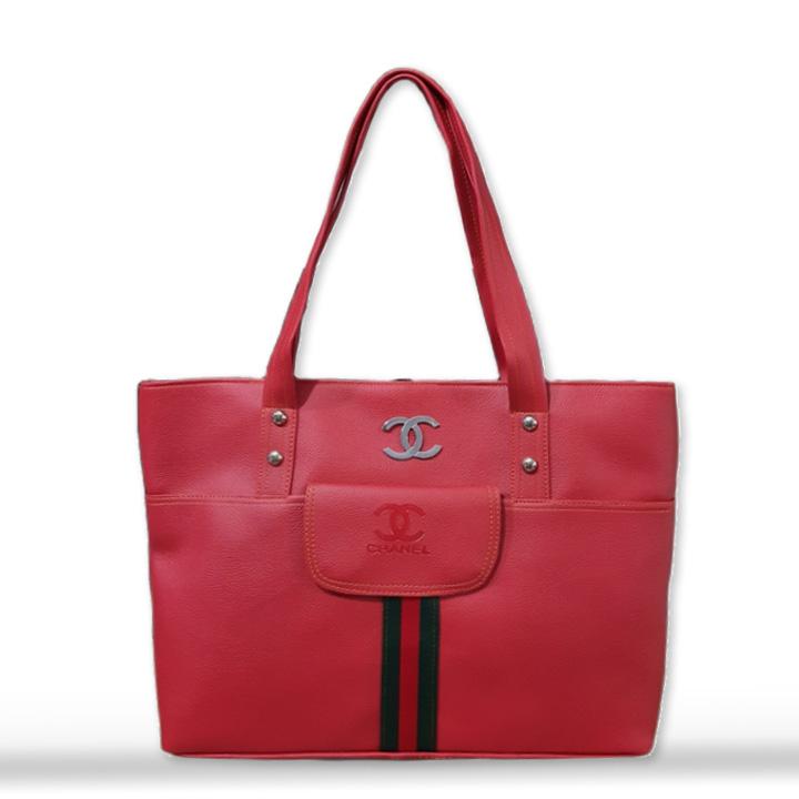 Túi xách đeo vai nữ đi làm công sở Da cỡ trung Bonchen HI44 Shalla