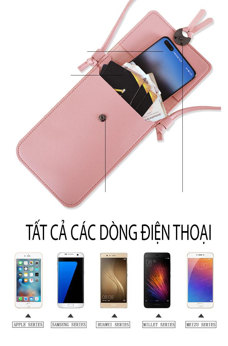 Sỉ túi điện thoại giá rẻ