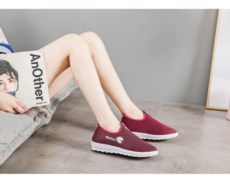 Giày Nữ Sneake cổ thấp thể thao thoáng khí cá tính cho nàng 5G-H Shalla ( Giày giá siêu rẻ )