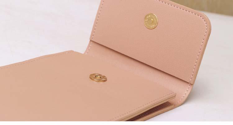 Túi nữ mini đeo chéo nữ thời trang dọc nắp hình tai gấu SC23 Shalla [túi đeo chéo mini giá sỉ]  hàng đẹp không lỗi , chính sách 1 đổi 1 , bảo hành sản phẩm cao