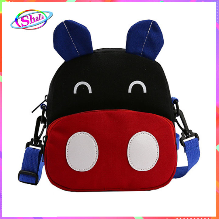 Túi đeo chéo vai heo mắt hí thời trang dạo phố SF4 Shalla(túi đeo chéo vai nguồn sỉ)