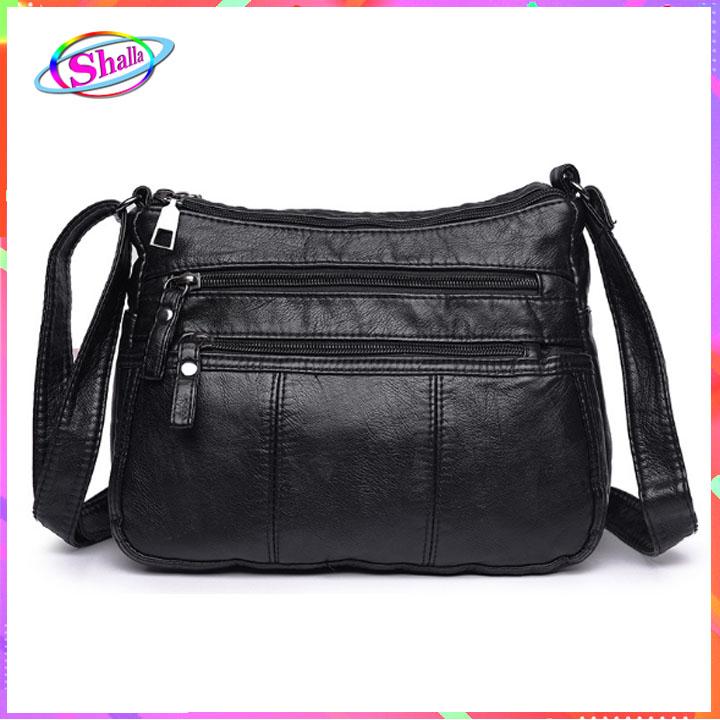 Túi đeo chéo nữ cổ điển da nhiều mẫu siêu đẹp  thời trang cao cấp F3  Shalla (túi đeo chéo nữ cổ điển chuyên sỉ )