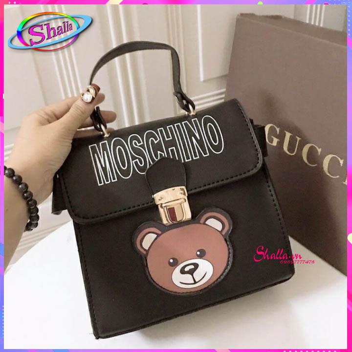 Túi xách đéo chéo nữ hàn quốc Moschinol FD80 Shalla [cung cấp túi xách giá sỉ ] cung cấp túi xách giá sỉ