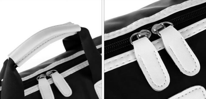 Túi trống Túi xách du lịch phối màu hàn quốc hành lý DUFFEL3ND Shalla [túi trống giá sỉ lẻ] hàng đẹp không lỗi , chính sách 1 đổi 1 , bảo hành sản phẩm cao