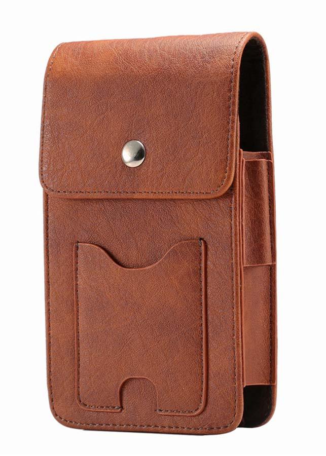 Bao da đựng điện thoại đeo hông XSmax hai lớp 6.3 inch Tặng móc khóa cao cấp Shalla [bao da đeo hong giá sỉ] , hàng đẹp không lỗi , chính sách 1 đổi 1 , bảo hành sản phẩm cao , luôn quan tâm chất lượng