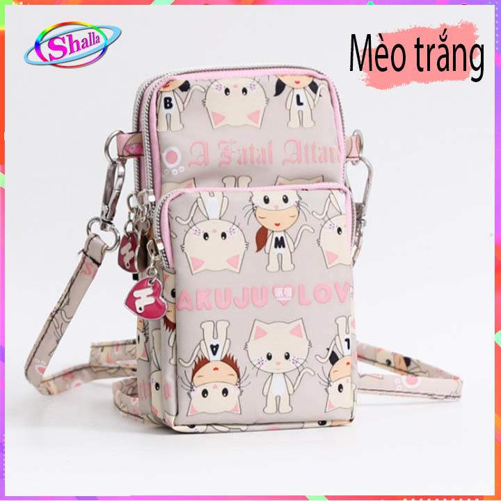 Túi đeo chéo đeo vai nữ TaoGbao thời trang cao cấp SKN9 Shalla (Túi đeo chéo đeo vai Giá sỉ)