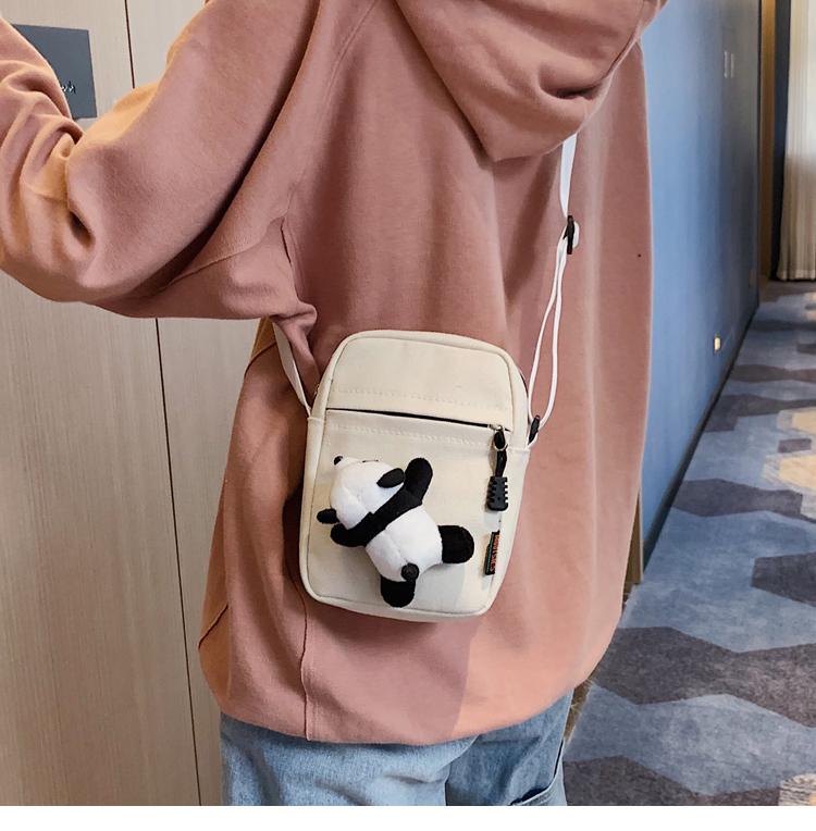Túi đeo chéo cho bé hình gấu dễ thương thời trang SK5 Shalla (túi đeo chéo cho bé giá sỉ rẻ)