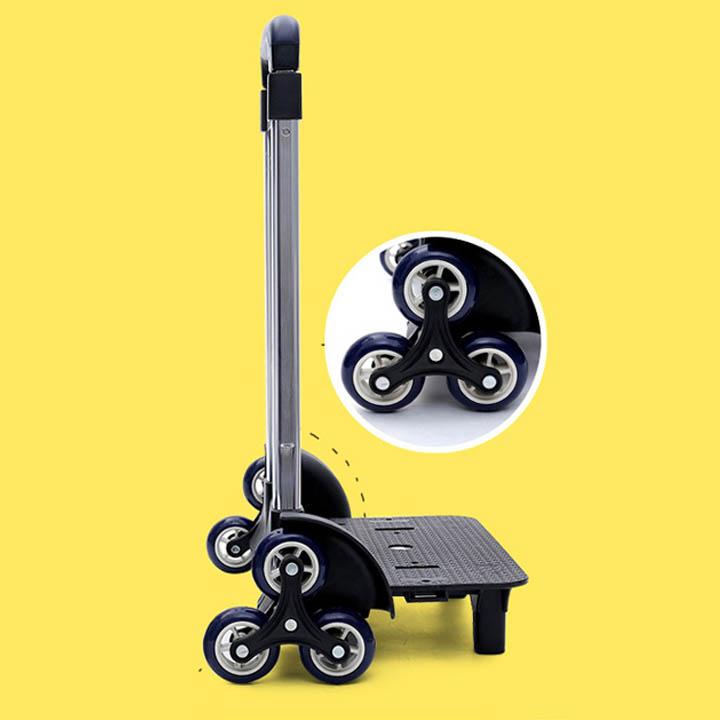 Balo cần kéo cho bé trai in hình Siêu nhân Avent loại 6 bánh xe đa năng Shalla (balo cần kéo cho bé trai in hình chuyên sỉ)