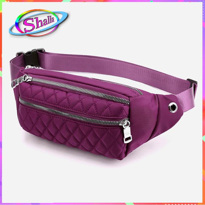 Túi đeo chéo ngang Lưới Tổ ông thời trang hàn quốc KTS02 Shalla (túi đeo chéo sỉ số lượng lớn)