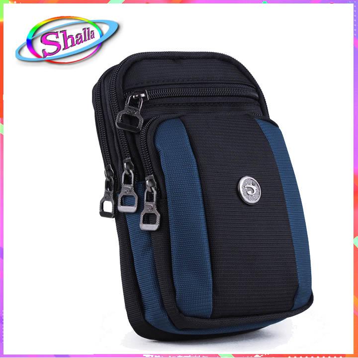 Túi đeo chéo nam nữ điện thoại mini ID sộc du lịch thời trang KH5 Shalla (cung cấp nguồn hàng túi đeo chéo giá sỉ)