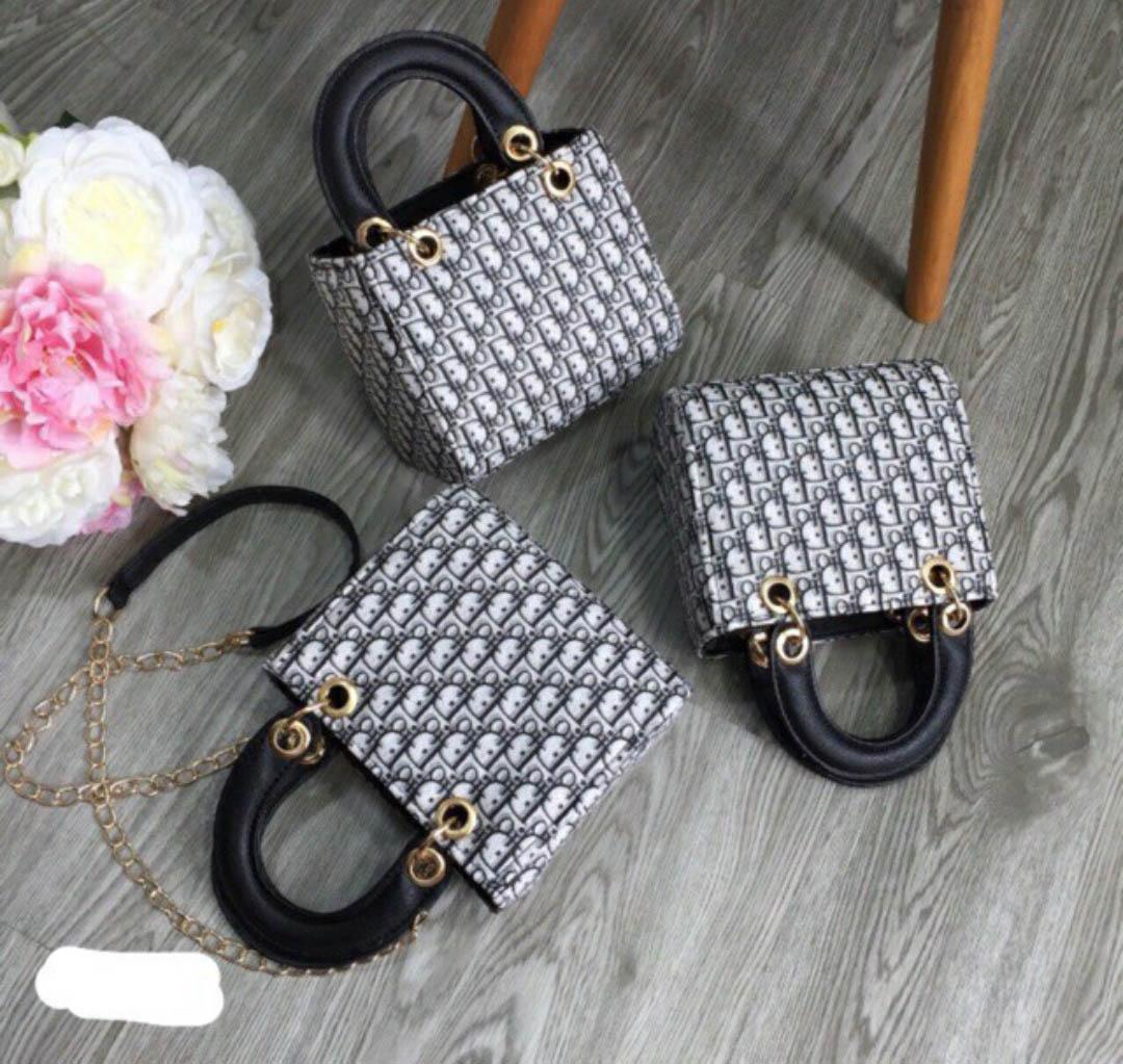 Túi đeo vai nữ đầm dạ tiệc DIORI vuông cao cấp thời trang  KH60 Shalla [túi xách sỉ hàng có sẳn]  chuyên cung cấp túi xách  giá sỉ