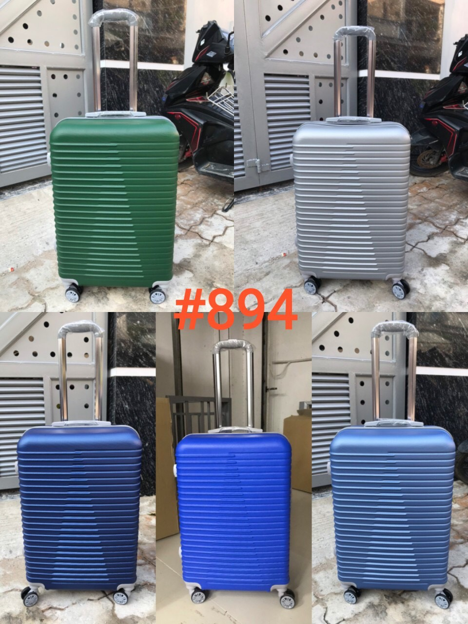 vali nhựa 20-inch ( 894)  Mua sỉ vali hợp đồng theo nhu cầu