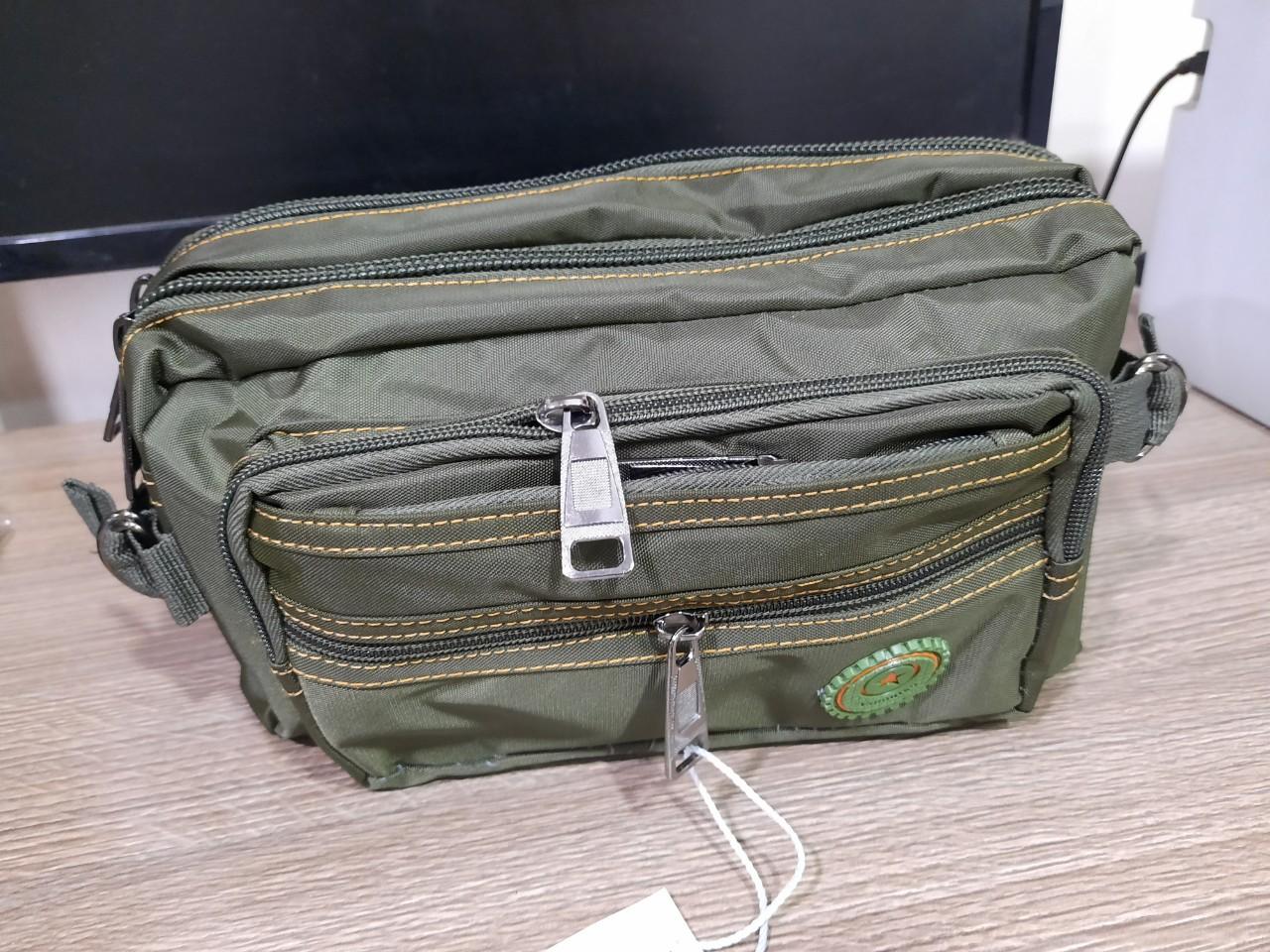 Túi đeo chéo hông bụng TĐ 5528 dạng lớn hàn quốc HG1 (túi đeo hông giá sỉ)