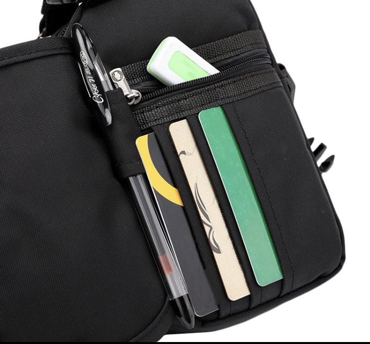 Túi Đeo chéo mini forment tiện ích thời trang du lịch  JN5 Shalla (túi đeo chéo mini chuyên giá sỉ)